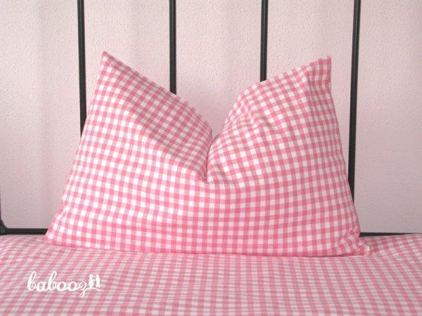 Kinderbettwäsche Landhaus rosa