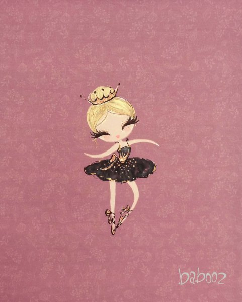 Panel Ballerina blond